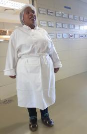 Chef Ntuthuko (Thuthu) Tshabalala, Director of Nubian Uju Food and Hospitality Solutions
