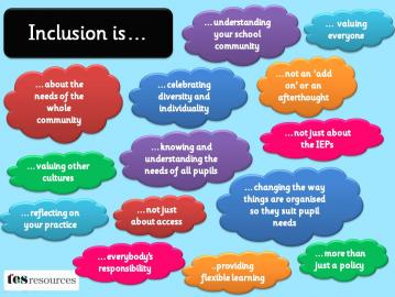 Inclusive Education Systems: Future, Fallacies and Finance - SUEUAA a potential solution?