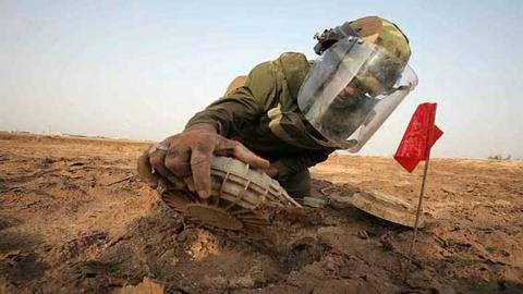 47 mine explosions have taken place in the Kurdistan Region in the last two years, killing seven people and wounding 40